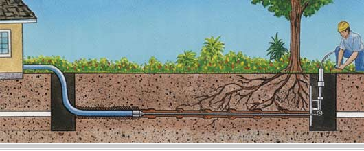Trenchless Sewer Pipe Replacement Services LA